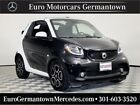 2018 smart Fortwo electric drive prime 2018 smart Fortwo electric drive, Black with 15215 Miles available now!