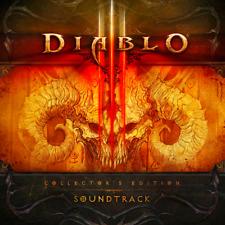 DIABLO 3-d3 III COLLECTORS EDITION CD COLONNA SONORA OST Blizzard Music Ovp Wow