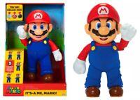 Super Mario And Luigi Figures W Interactive Background Sdcc