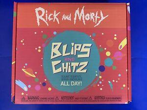 Funko Pop! Rick And Morty - Blips & Chitz Set - Pop Vinyl Figures