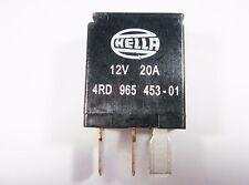 KFZ Relais 12V 1xUM 20A Siemens A1301-X31 Ersatztyp #11R105