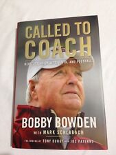 Called To Coach by Bobby Bowden with Mark Schlabach 2010 1st Edition HC DJ