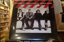 U2 How To Dismantle An Atomic Bomb LP sealed vinyl 2017 RE reissue
