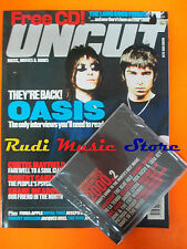 rivista UNCUT 34/2000 +CD Lambchop  Oasis Robert Cartlyle Curtis Mayfield