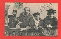 Illustrateur - BERGERET - Famille Durand au théâtre - L'enthousiasme  (B9583)