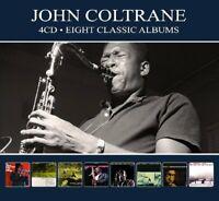 JOHN COLTRANE - 8 CLASSIC ALBUMS  4 CD NEW+