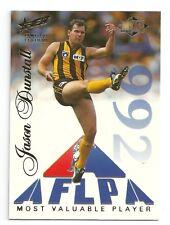 1995 Sensation (1992 MVP) Jason DUNSTALL Hawthorn