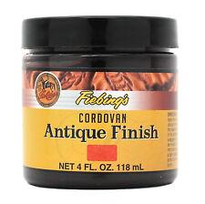 Fiebing's Antique Finish Cordovan Paste 4 oz. 21980-06 Leather Dye