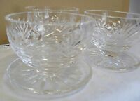 Waterford crystal ASHLING desert sundae dish up to 7 available