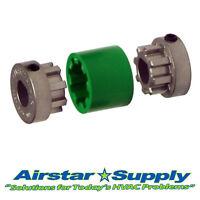 PR-208 , JB Industries Vacuum Pump Flexible Coupler , J/B - Made in the USA