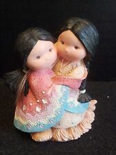 Enesco Figurine Friends Of The Feather with Box Gotta Have A Hug 115746