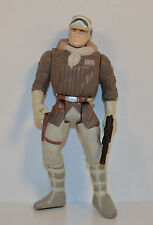 "1995 Ice Planet Hoth Han Solo 3.75"" Hasbro Kenner Action Figure Star Wars"