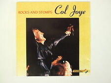 COL JOYE ROCK AND STOMPS RARE OOP ROCK'N'ROLL CD