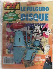 PIF n°1094. Avec le gadget : le Fulguro Disque. Parafit état. Mars 1990