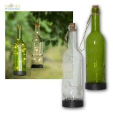 LED Solar Bottle Hanging, Hanging Lamp Flaschenlicht-Leuchte Bottle Light Chain