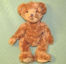 "18"" RUSS BERRIE RITZ CAMERA CENTERS TEDDY BEAR STUFFED ANIMAL TAN PLUSH TOY"