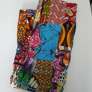 African Print Trousers Pants   Africa Print   Patchwork Trousers   Ankara Fabric