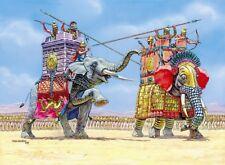 ZVEZDA 8011 - 1/72 KRIEGSELEFANTEN / WAR ELEPHANTS - NEU