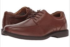 ** SALE ** BNIB Mens Hush Puppies Tan Leather Shoes Size UK 12/47 RRP £125