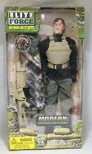 "BBI Elite Force Modern 1/6 12"" Figure Modern US FBI Federal Agent"