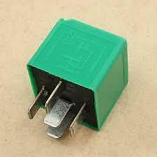 GENUINE LAND ROVER GREEN CHANGE OVER RELAY VARIOUS MODELS 5 TERMINAL