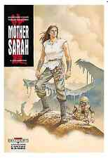 Manga Mother Sarah tome 9 Seinen Déflagrations Otomo Nagayasu Delcourt Rare TBE
