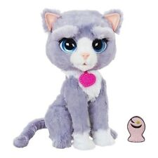 Hasbro FurReal Friends Bootsie Interactive Toy Cat - Grey