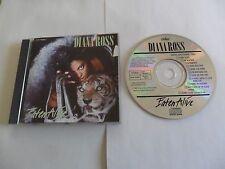 Diana Ross - Eaten Alive (CD 1985) JAPAN Pressing