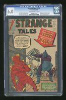 Strange Tales (1st Series) #111 1963 CGC 6.0 0268897013