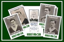 HIBERNIAN - RETRO 1920's STYLE - NEW COLLECTORS POSTCARD SET