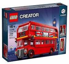 LEGO CREATOR London Bus Set 10258 Exclusive Expert NEW