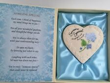 Pavilion Someone Special Scented Heart Ornament ~New In Box~