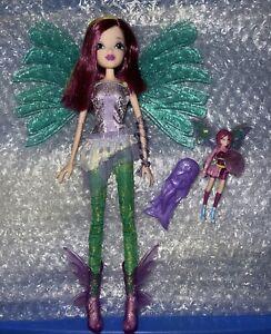 Winx Club Jakks Pacific Sirenix Tecna doll