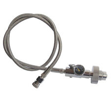 New HPA High Pressure Air Scuba DIN Fill Station Adapter with High Pressure whip