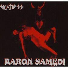 Baron Samedi by Death SS (CD, Oct-2014)