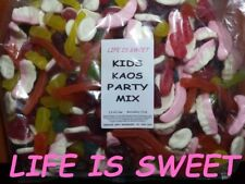 VALUE PACK - 2.5 KG Kids Party Mix Lollies bulk pack. LIFE IS SWEET with these!