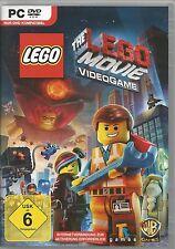The LEGO Movie Videogame (PC, 2014, DVD-Box) - Ohne Anleitung und Ohne Key Code