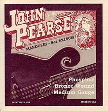 John Pearse 2150m Mandoline Saiten Medium