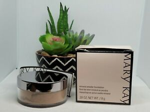 NEW in BOX Mary Kay  Mineral Powder Foundation - Beige 1.5  #040988