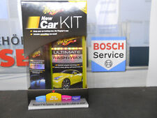 Meguiar´s Brilliant Solutions New Car Care Kit G3200 Autopflege Komplett Set