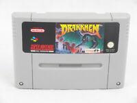 Drakkhen SNES Nintendo Cartridge Only PAL