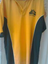 Australian 🏉 shirt size M ,new condition,orange and green