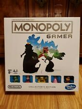 Complete MONOPOLY GAMER COLLECTOR'S EDITION - MARIO