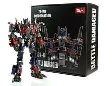 Wei Jiang Transformers Black apple War damage edition M01D Optimus in stock
