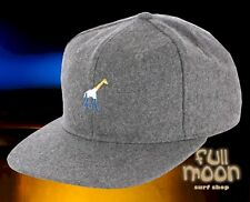 "New LRG Lifted Research Group Giraffe United"" Mens Strapback Hat Cap"