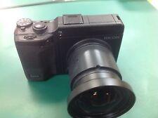 Ricoh GXR 10MP Digital Camera plus Extras-Good Condition