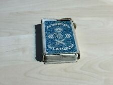 Boxed & Complete Vintage Militaire Card Game inc Instructions