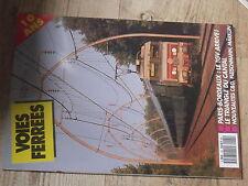 $$x Revue Voies Ferrees N°61 Paris-Bordeaux TGV  Troyes-St-Florentin  2D2 5000