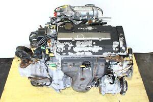 1998-1991 Honda Civic Sir CRX B16A Engine 1.6L DOHC Vtec 5 Speed M/T JDM OBD0