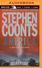 Jake Grafton: America 9 by Stephen Coonts (2014, MP3 CD, Unabridged)